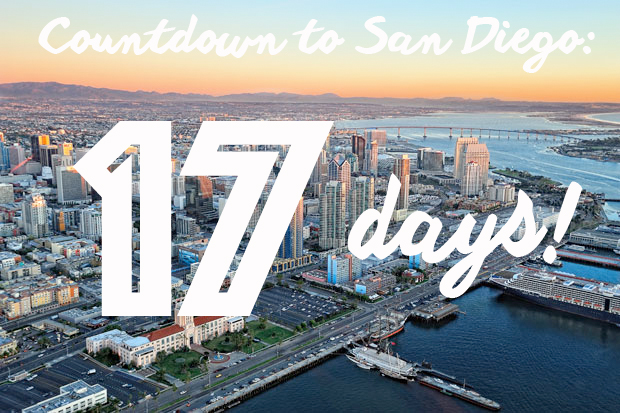 17 Days Until San Diego! - The Travel Often Blog - thetraveloftenblog.com